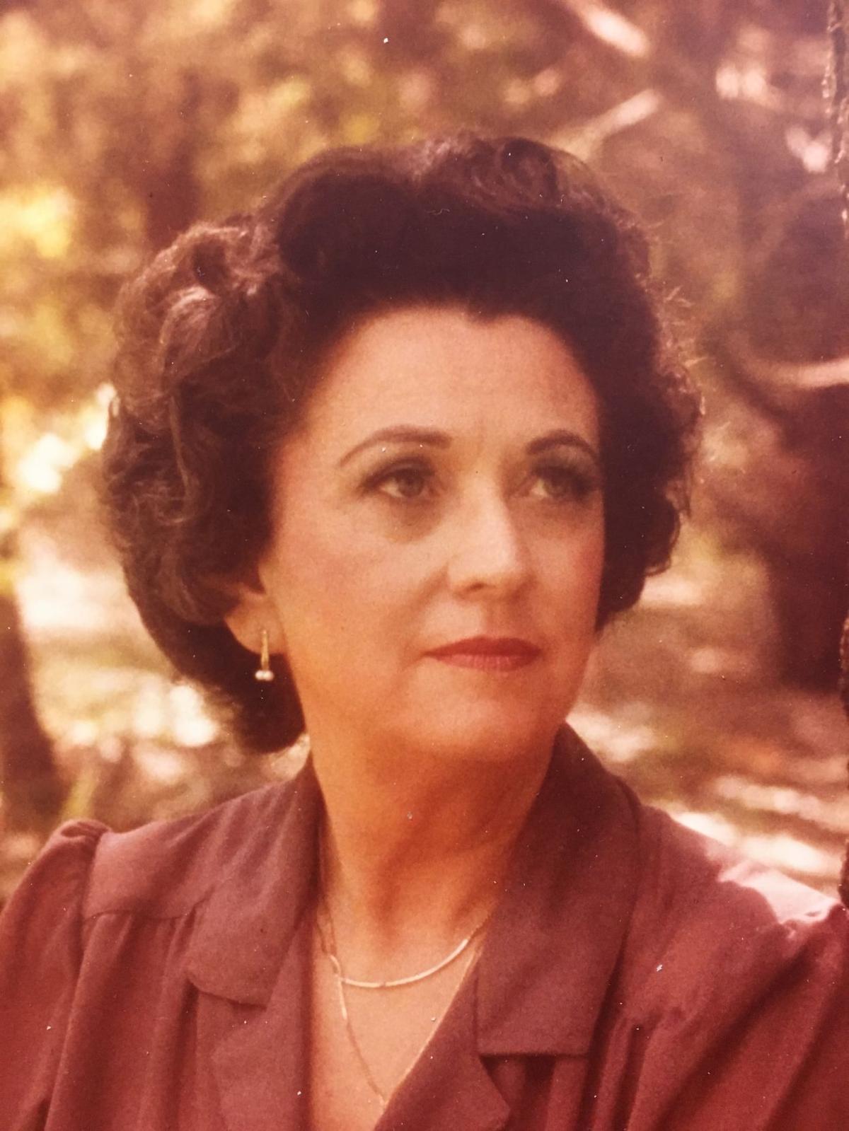 Ruby Rudine Montgomery