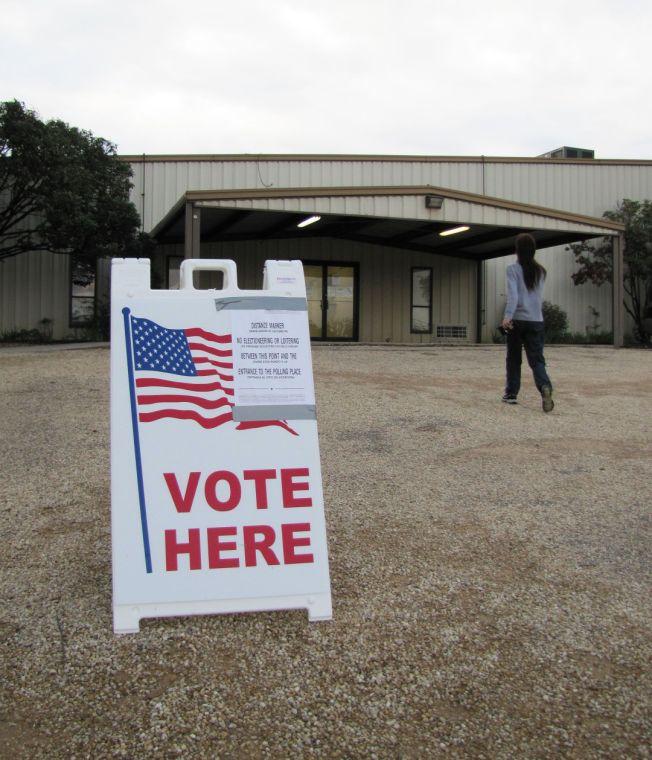 Gatesville election