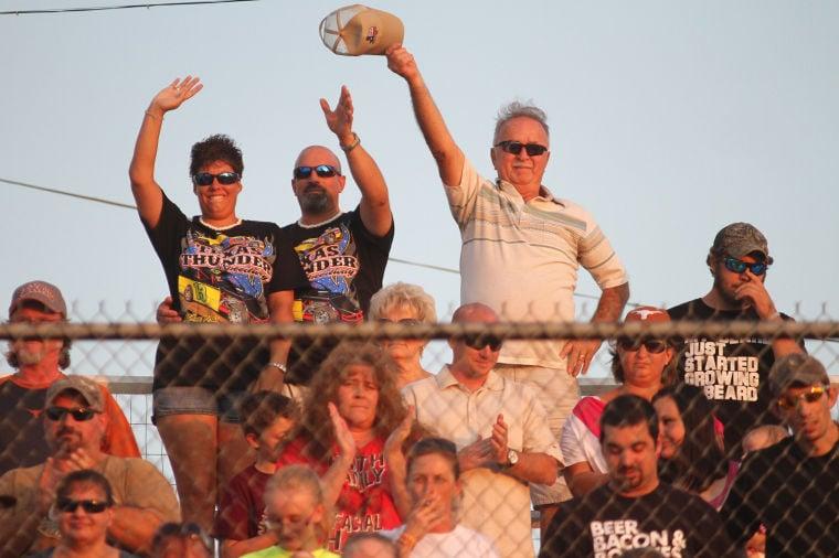 Last Night of Texas Thunder Speedway