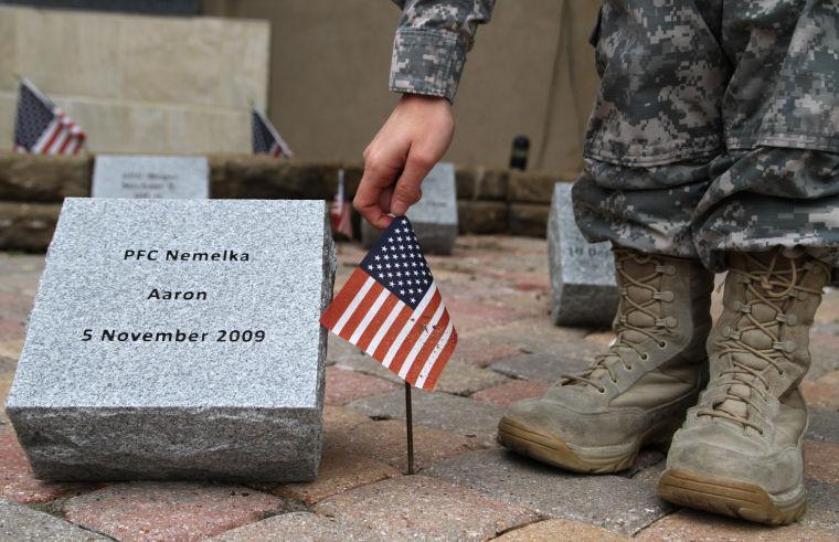 36th Engineer Brigade Soldiers killed in Nov. 5 Shooting