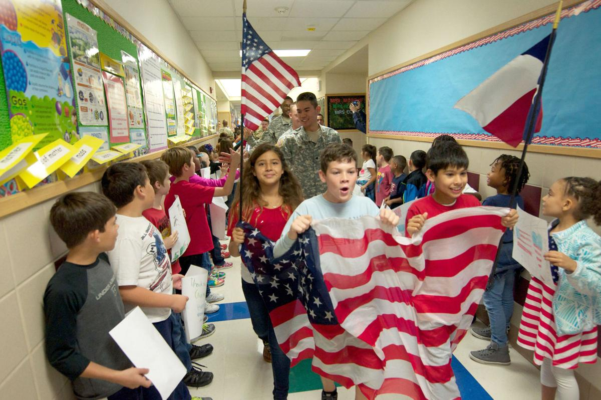Veterans Day roundup
