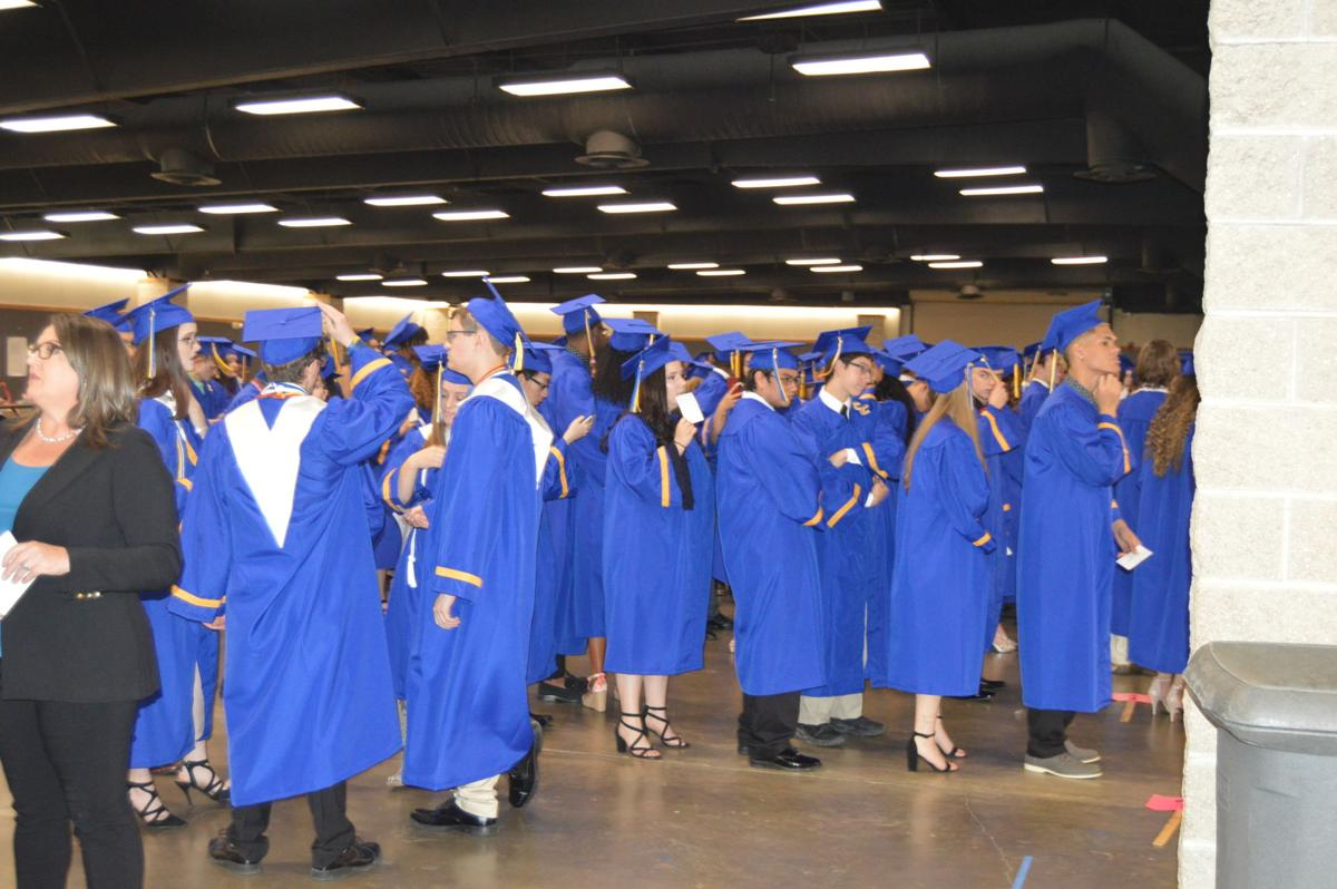 Cove graduation