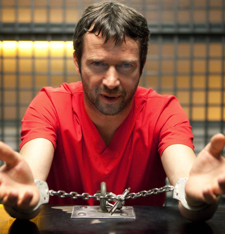 """James Purefoy in """"The Following"""""""
