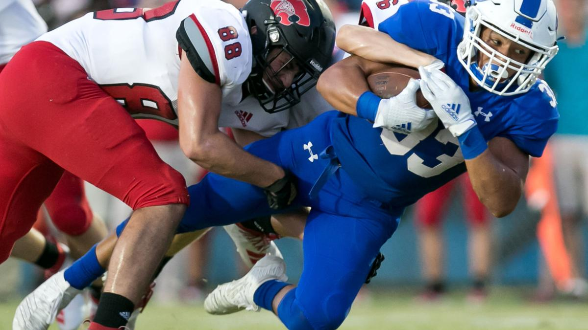 La Vernia provides extra motivation for Badger team dealing with 1st setback