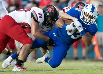 Lorena vs. Lampasas Football