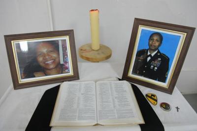 Fallen contractor honoured during memorial service