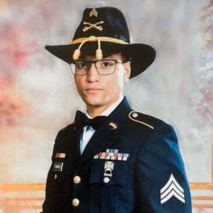 Sgt. Elder N. Fernandes