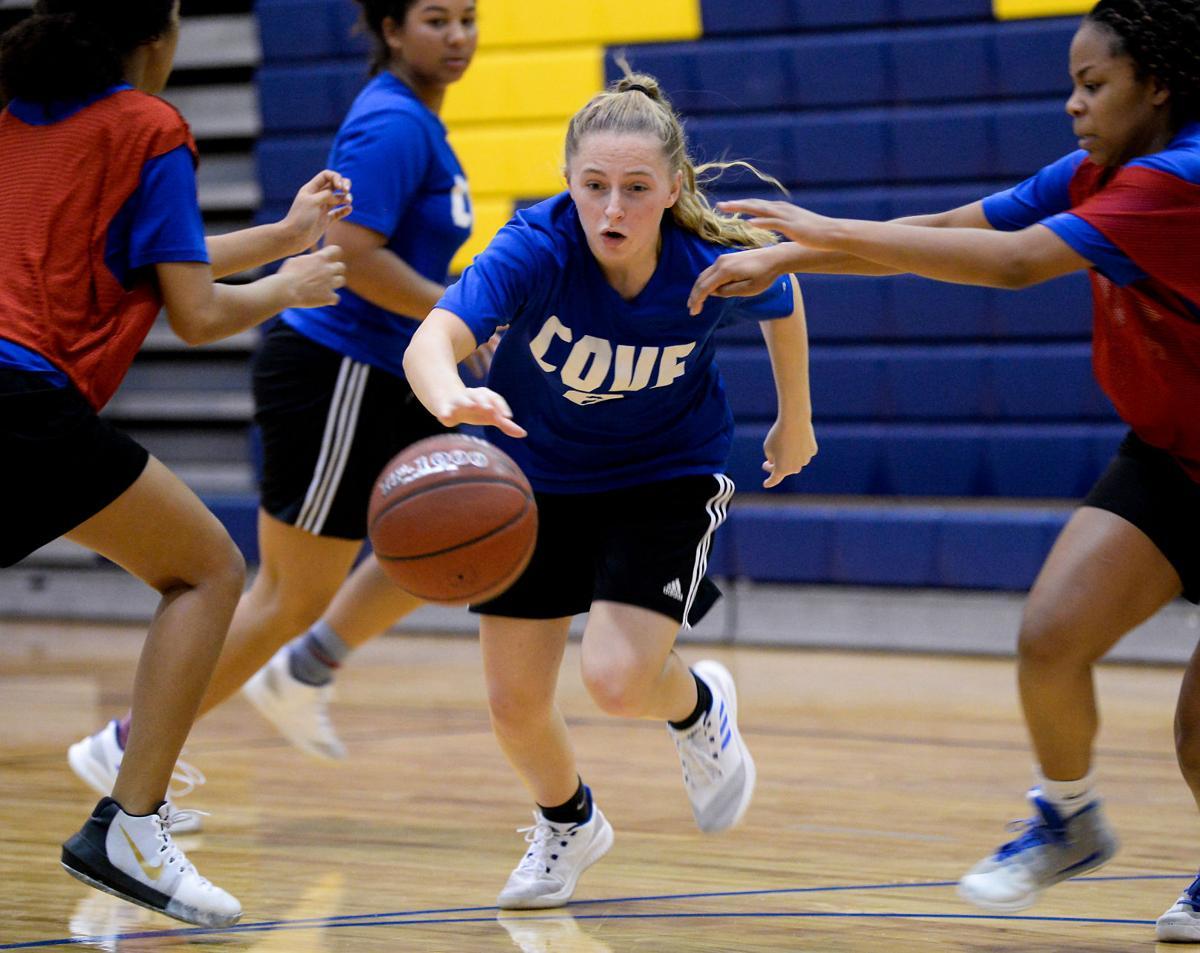 Copperas Cove girls basketball