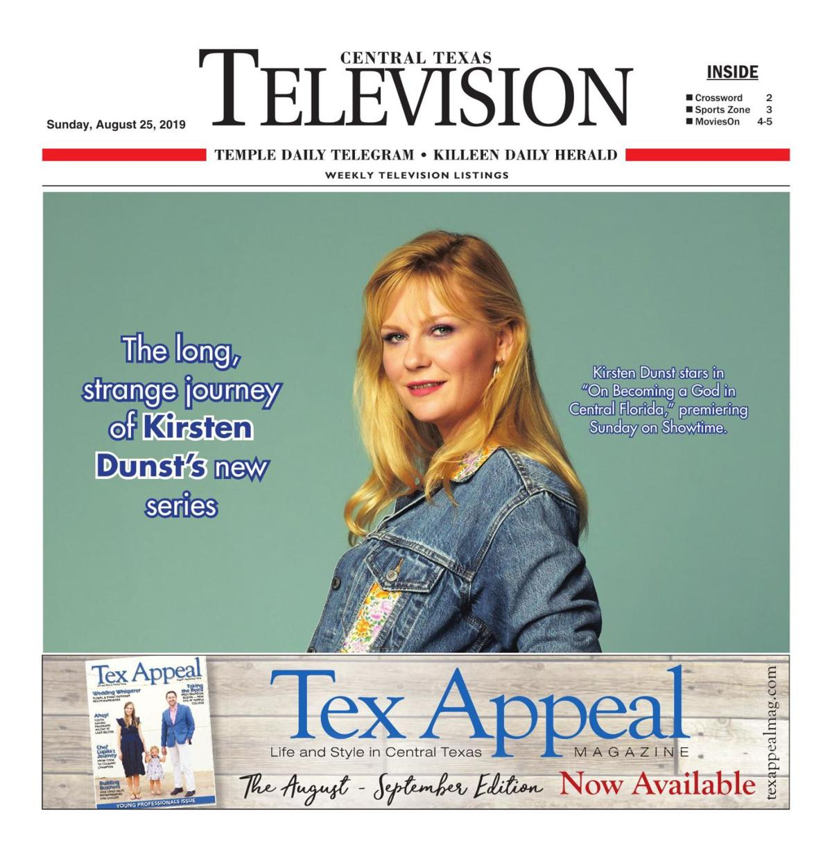 TV Book August 25th- 31st