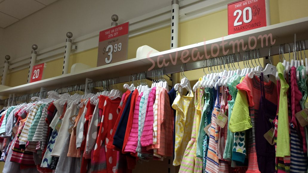 Crazy 8 Clearance Sale!