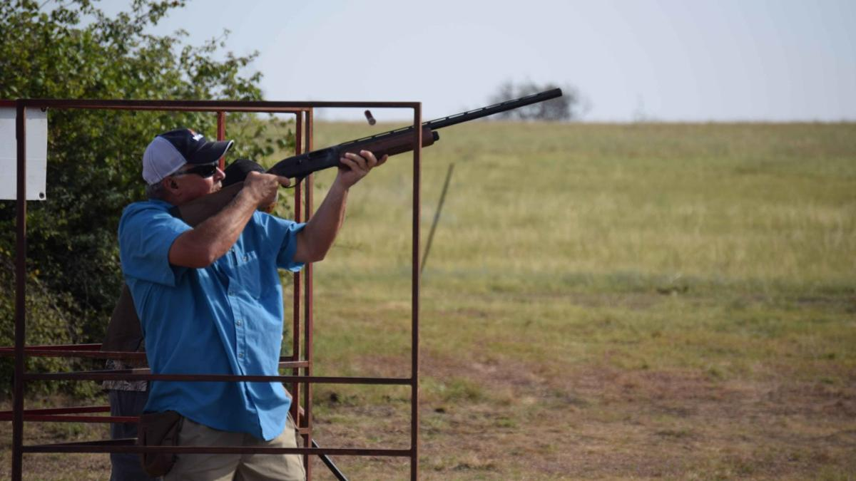 'Pull!': clay shooting fundraiser benefiting KISD on target