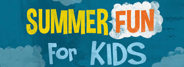 Summer activities for kids!
