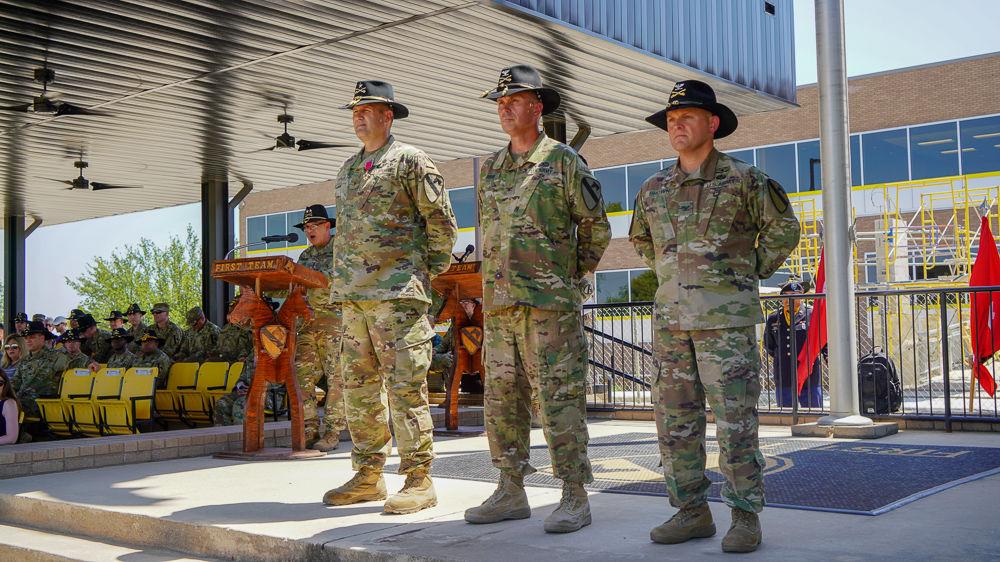 1st Cav deputy commanders