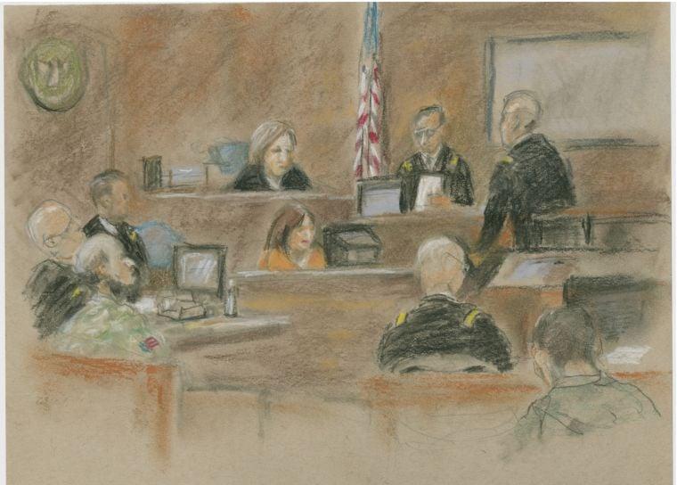 Hasan court-martial