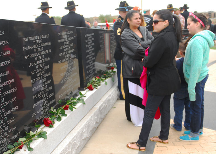 Lancer Battalion remembers Siege of Sadr City