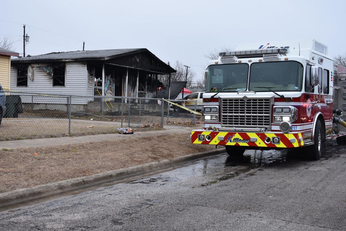 Jason Cove fire
