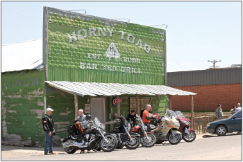 Division West motorcyclists throttle up skills