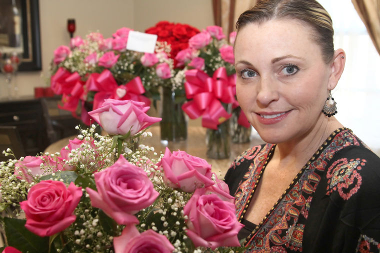 Romance blooms for Killeen couple