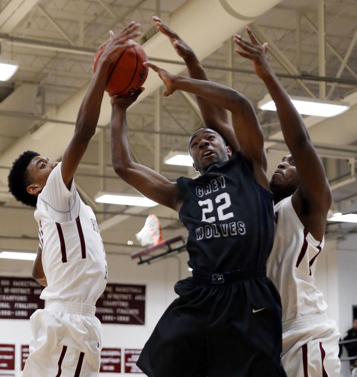 Shoemaker vs Killeen Boys Basketball
