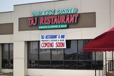 New Restaurant Sighting In Killeen Taj Indian Restaurant