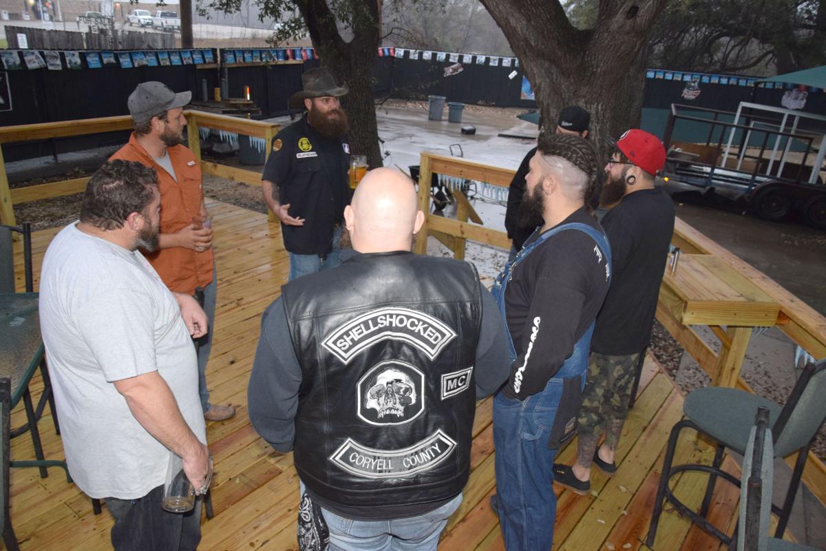 Lion's Mane Beard Club