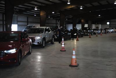Killeen reopened its COVID-19 testing center Thursday