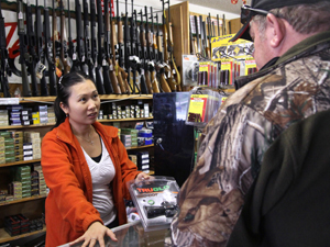 More guns, less ammo: Area dealers report shortages, higher prices as supply tightens