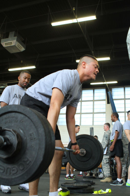 Deadlifting for resilience