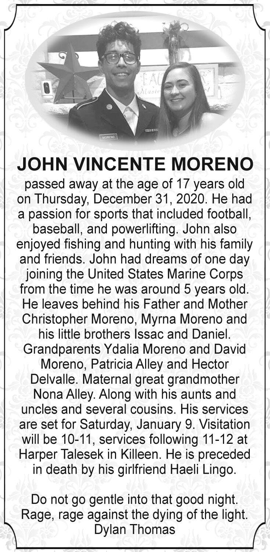 John Vincente Moreno