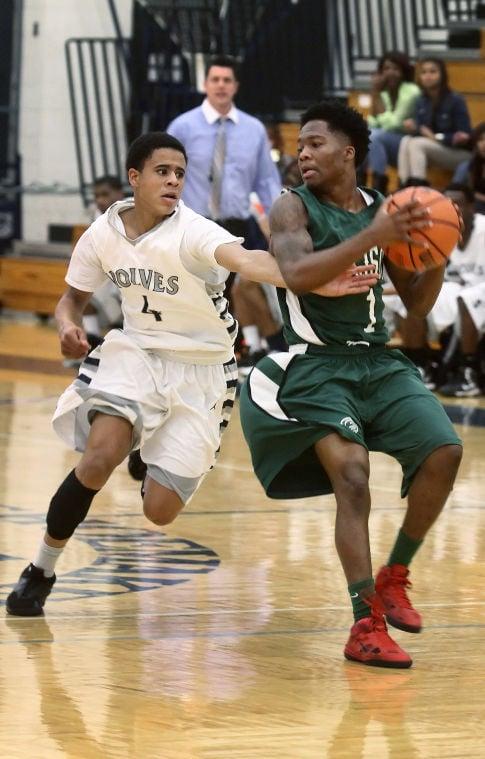 Boys Basketball: Shoemaker v. Ellison