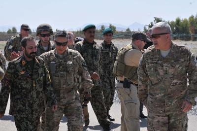 afghanistan mission