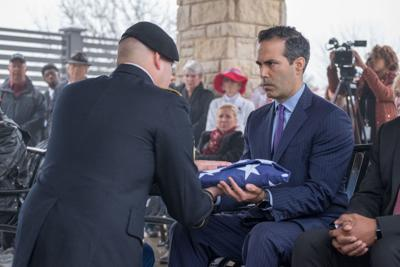 100th Unaccompanied Veteran Burial