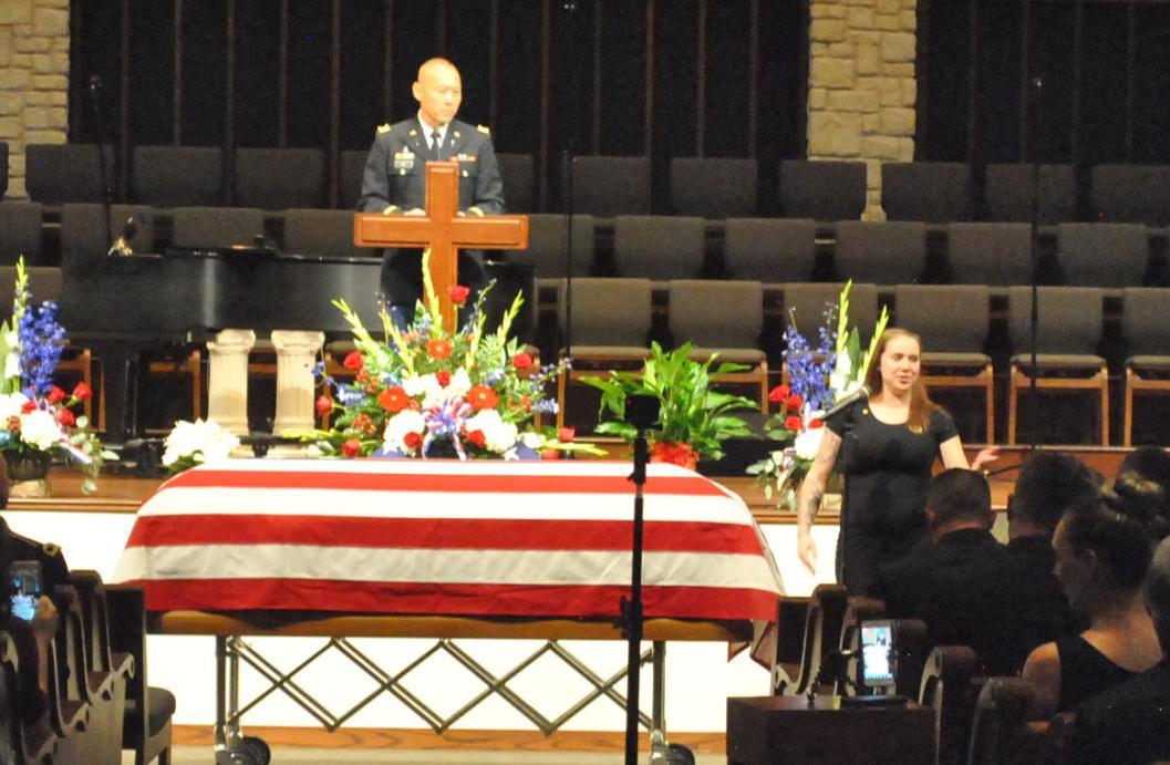 Johnston funeral 2