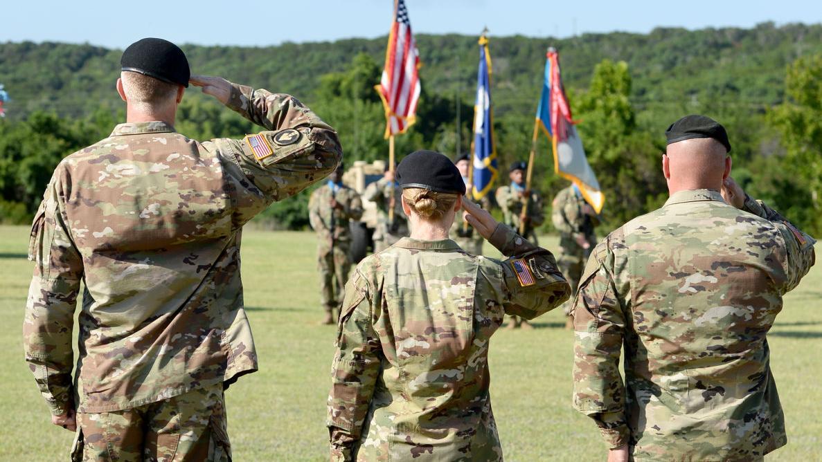 504th Military Intelligence Brigade welcomes new senior enlisted advisor