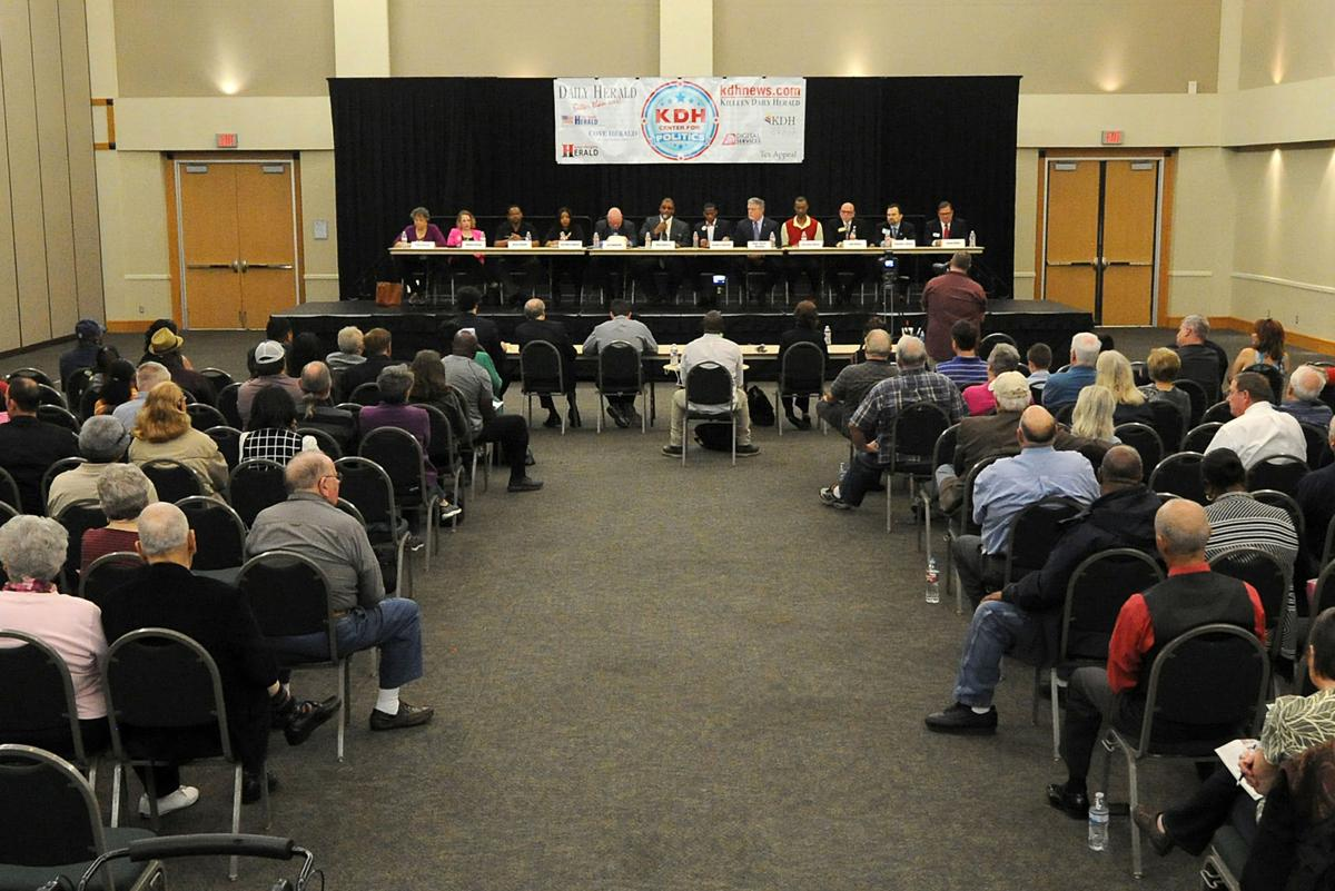 KDH Candidate Forum