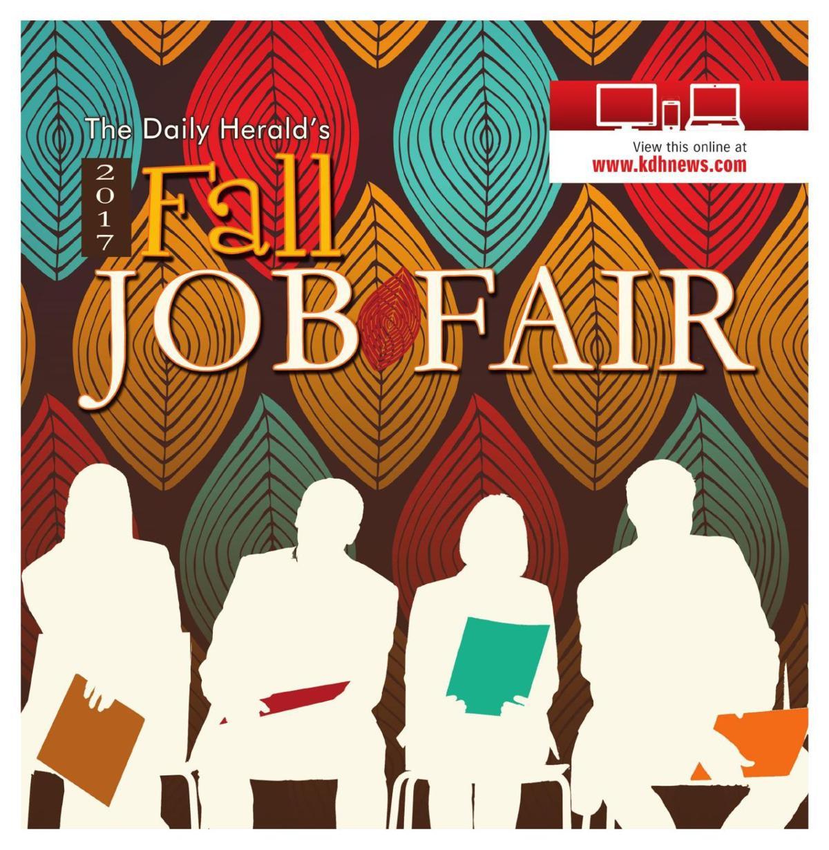 Fall Job Fair Preview