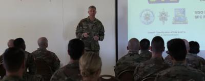 Army career talk