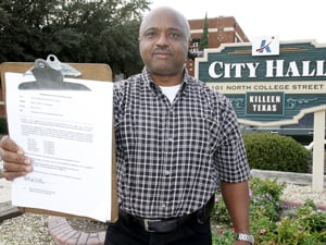 One man's movement spurs Killeen council recall