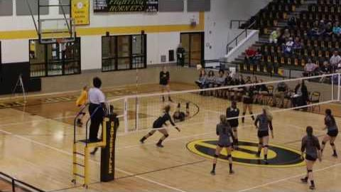 Gatesville v Hillsboro Volleyball