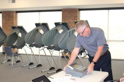 Coryell County tax ratification election