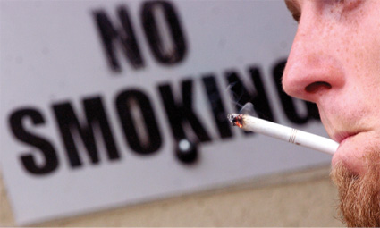 Smoking ban reignites