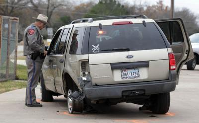 High-speed chase ends in Nolanville