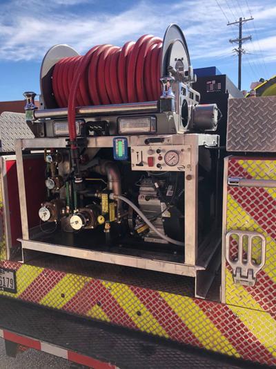 Bartlett fire equipment