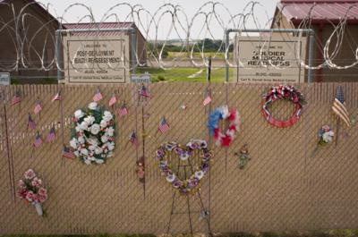 Fort Hood shooting site to be torn down | Military | kdhnews com