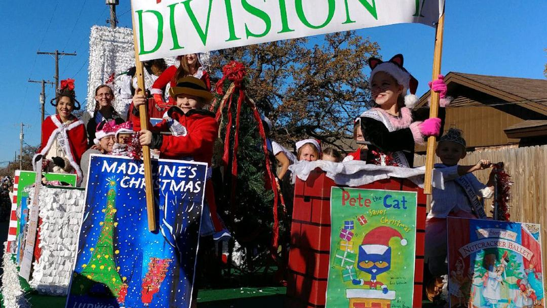 Copperas Cove holiday float garners more awards