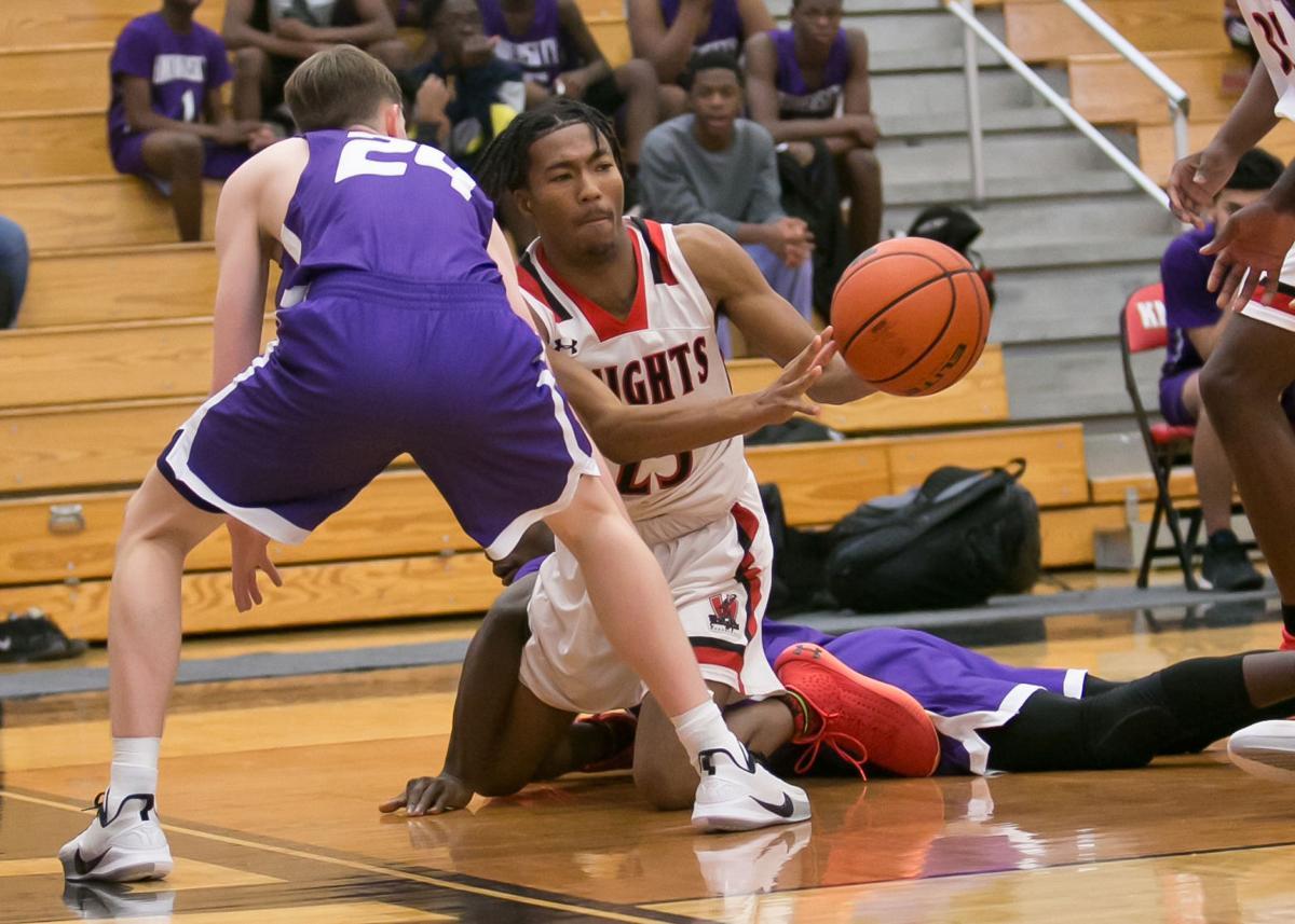 University vs. Harker Heights Boys Basketball