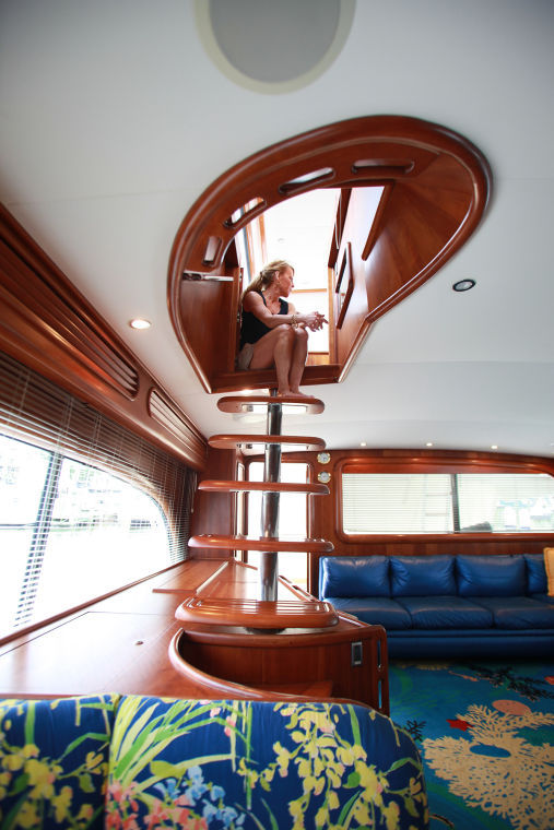 Yacht living