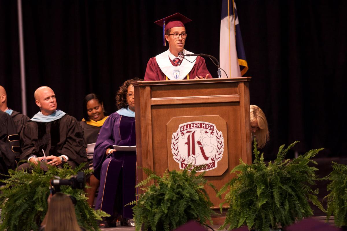 Killeen High School graduation