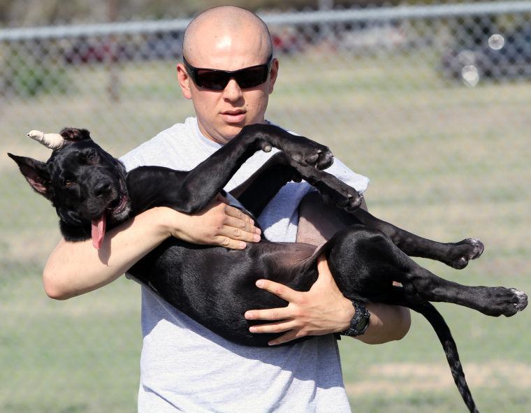 Fort Hood dog park