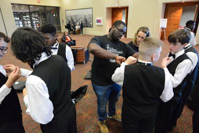 Killeen Boys Choir Honored To Sing At State Event